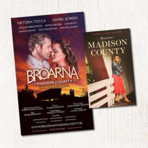 The Bridges of Madison County - official program