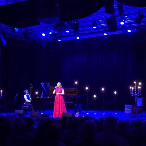 Martin Berggren (piano) & Viktoria Tocca