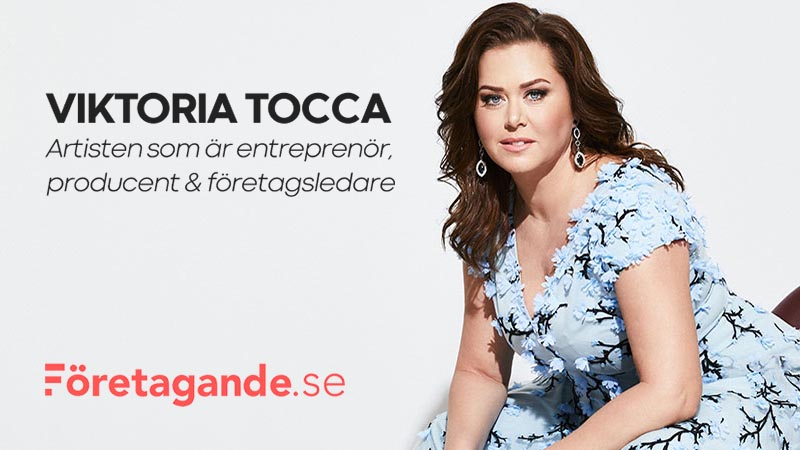 Viktoria Tocca - Foretagande.se